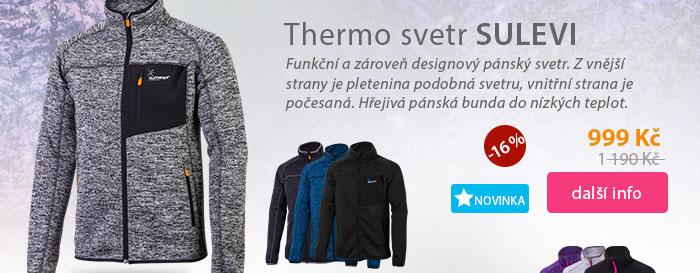 Thermo svetr SULEVI