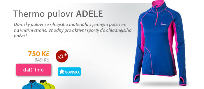 Thermo pulovr ADELE