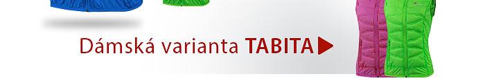 Ultralehká vesta Tabita dámská